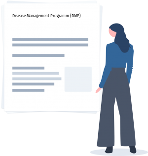 Disease Management Programm (DMP)