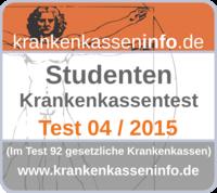 zu den Testergebnissen hier klicken
