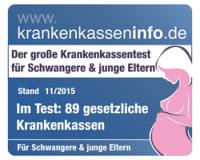 Krankenkassen-Test für Schwangere und junge Eltern