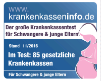 Krankenkassentest für Schwangere, junge Eltern und Paare mit Kinderwunsch