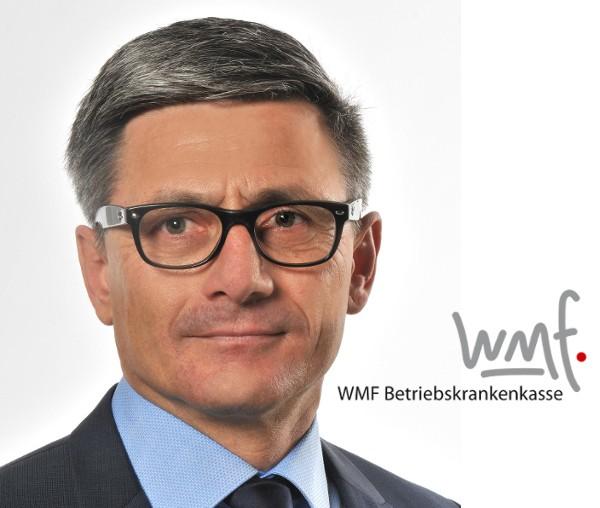 Jürgen Matkovic - Vorstand der WMF BKK