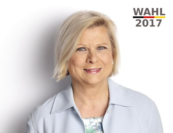Hillde Mattheis - gesundheitspolitische Sprecherin der SPD im Bundestag