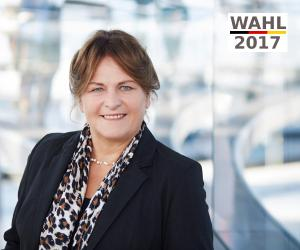 Maria Michalk (CDU) - Foto: Laurence Chaperon,  (c) Laurence Chaperon