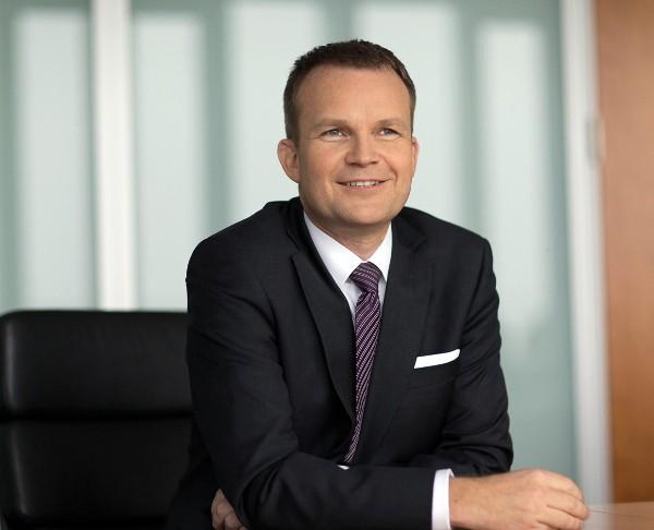 Dr. Jens Baas - Vorstandsvorsitzender der TK