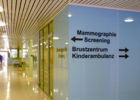 Mammografie-Screening als Brustkrebsvorsorge