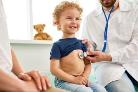 Vorsorgeuntersuchungen für Kinder U1-U9
