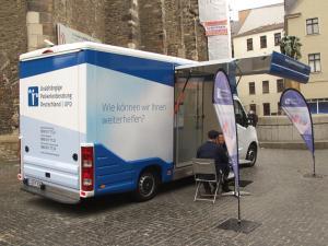 Die Unabhängige Patientenberatung mobil vor Ort ,  (c) krankenkasseninfo.de