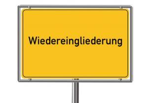 Wiedereingliederung ins Berufsleben ,  (c) fotolia.de /Janine Bergmann