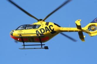 Ein Krankenrücktransport mit dem Hubschrauber ist keine GKV-Leistung