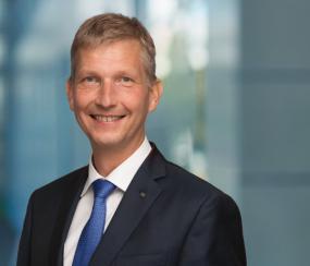 Dr. Wolfgang Matz steht an der Spitze der KKH