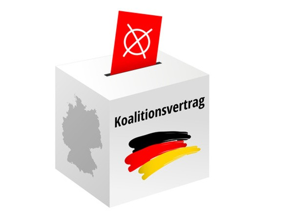 Koalitionsvertrag der GroKo 2018