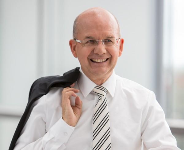 Dr. Hans Unterhuber - Vorstandsvorsitzender der SBK