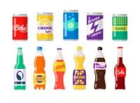 Süße Soft Drinks wie Cola und Limonade werden in einigen EU-Ländern besteuert.