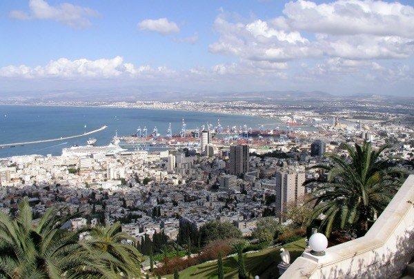 Die israelische Stadt Haifa ist berühmt für ihre internationale Universität