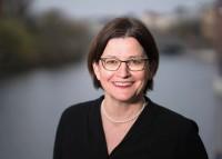 Ulrike Geppert-Orthofer, Präsidentin des Hebammenberbandes