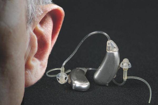 digitales Hörgerät