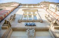Gebäude der hkk-Verwaltung in Bremen