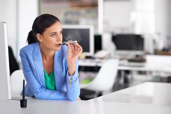 Die Nikotingefahr hängt nicht von der Art des Rauchens ab