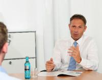 Peter Raab - Vorstand der BKK Linde