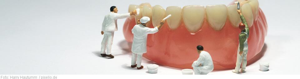 Symbolbild für gesetzliche Leistung Zahnärztliche Behandlung