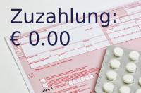 Zuzahlungsbefreiung bei Medikamenten