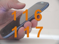 einheitliche Rufnummer 116117 - Ärztlicher Bereitschaftsdienst