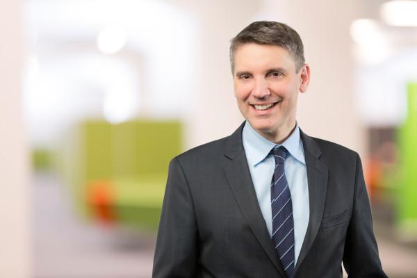 Ralf Dralle - Vorstand der AOK Sachsen-Anhalt