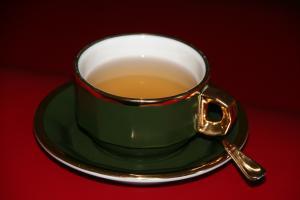 Bei grünem Tee kommt es auch auf die Zubereitung an