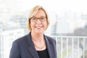 Ulrike Elsner - Vorstandsvorsitzende des vdek