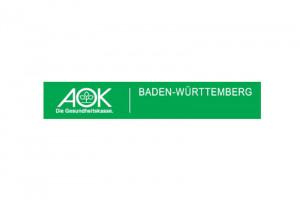 Logo AOK Baden-Württemberg,