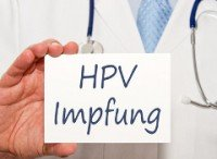 Impfung gegen Gebärmutterhalskrebs / HPV