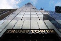 Der Trump-Tower in New York ist ein Symbol für die Prosperität des Immobilienmoguls Trump