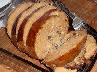 """Ein """"Tofurky"""" ist eine vegene Alternative zum Geflügel-Festtagsbraten"""