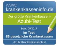 Azubi-Krankenkassentest 05 /2017