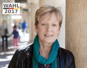 Maria Klein-Schmeink, gesundheitspolitische Sprecherin der Fraktion Bü90/Die GRÜNEN im Bundestag,