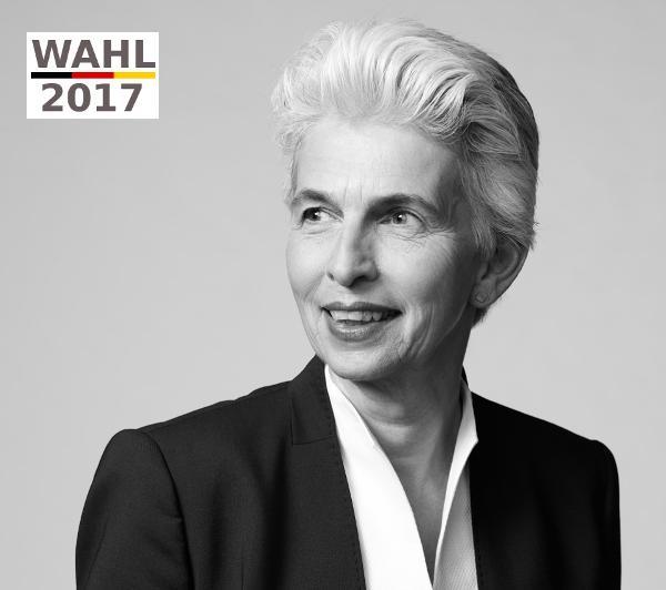 Dr. Marie-Agnes Strack-Zimmermann, stellvertretende Bundesvorsitzende der FDP