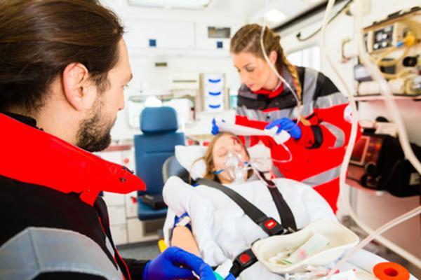 Ein Notfallausweis enthält medizinische Basisdaten