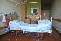 Einzelbett im Krankenhaus - (c) Paul-Georg Meister / Pixelio.de