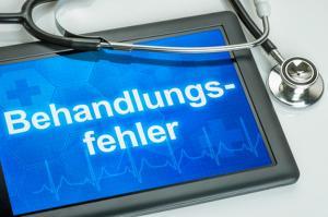 Ärztliche Behandlungsfehler sind alltäglich. Wo gibt es Hilfe?, (c) Fotolia.de / Zerbor