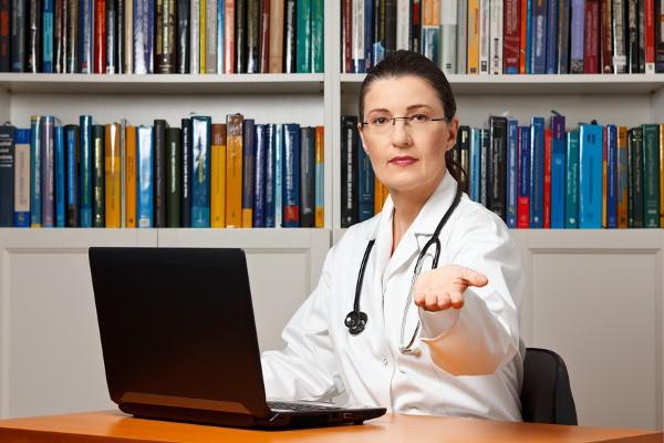 Für IGeL - Leistungen stellen Ärzte Privatrechnungen