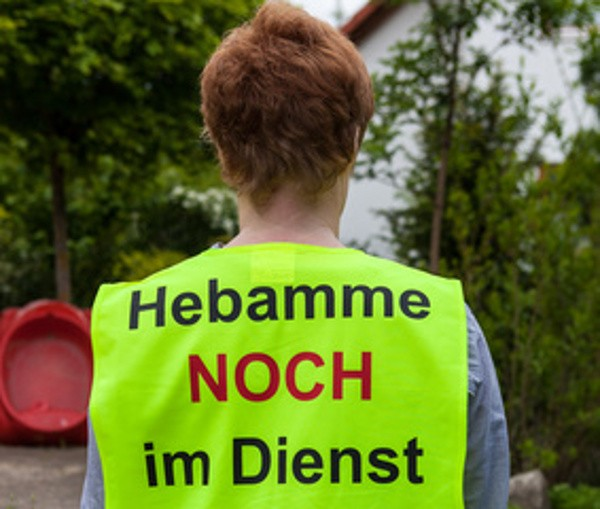Hebammen sind als Berufsstand in Deutschland gefährdet