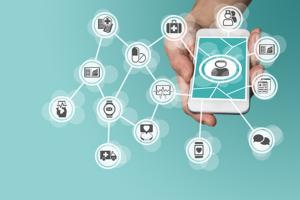 Die eGA ermöglicht digitale Vernetzung im Gesundheitswesen, (c) fotolia.de / iconimage