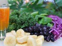 Smoothies aus Gemüse sind gesund