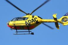 Ein Krankenrücktramnsport mit dem Hubschrauber ist keine GKV-Leistung