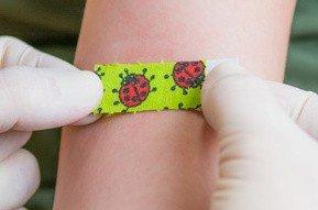 Impfung für Kinder