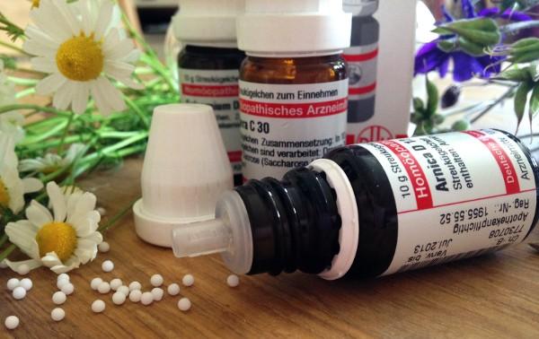 homöopathisches Arzneimittel
