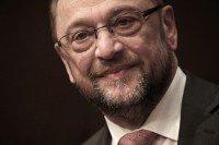 SPD Spitzenkandidat Martin Schulz