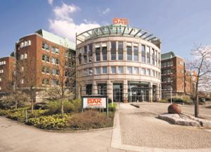 DAK-Zentrale in Hamburg , Foto: DAK-Gesundheit/Wigger