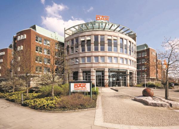 DAK-Zentrale in Hamburg
