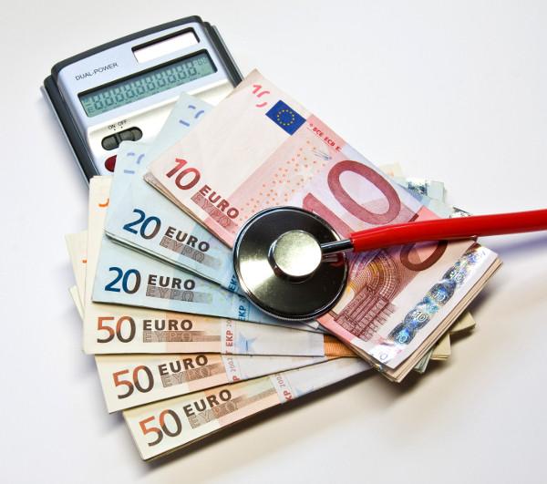 Bild zum Beitrag Gesetzlich Versicherte leisten immer mehr Zuzahlungen